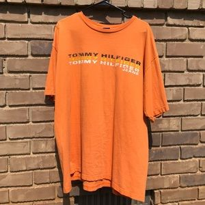 1999 tommy jeans vintage t-shirt